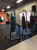fitness class studio